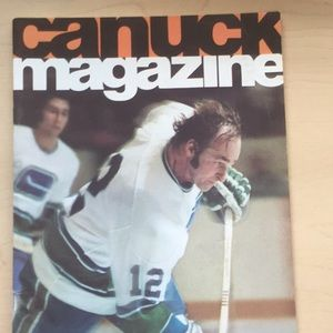 Other - Vancouver Canuck Magazine February 15, 1975.